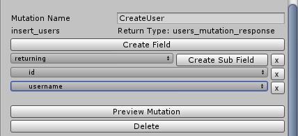 CreateUser
