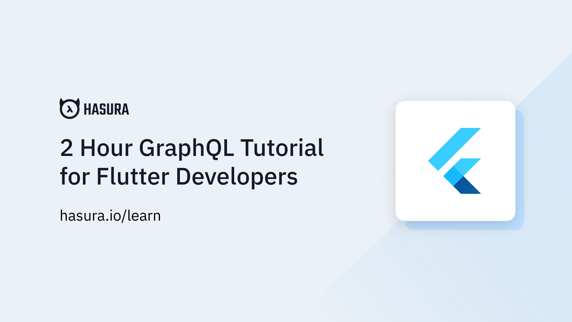 Course Introduction | GraphQL Flutter Tutorial
