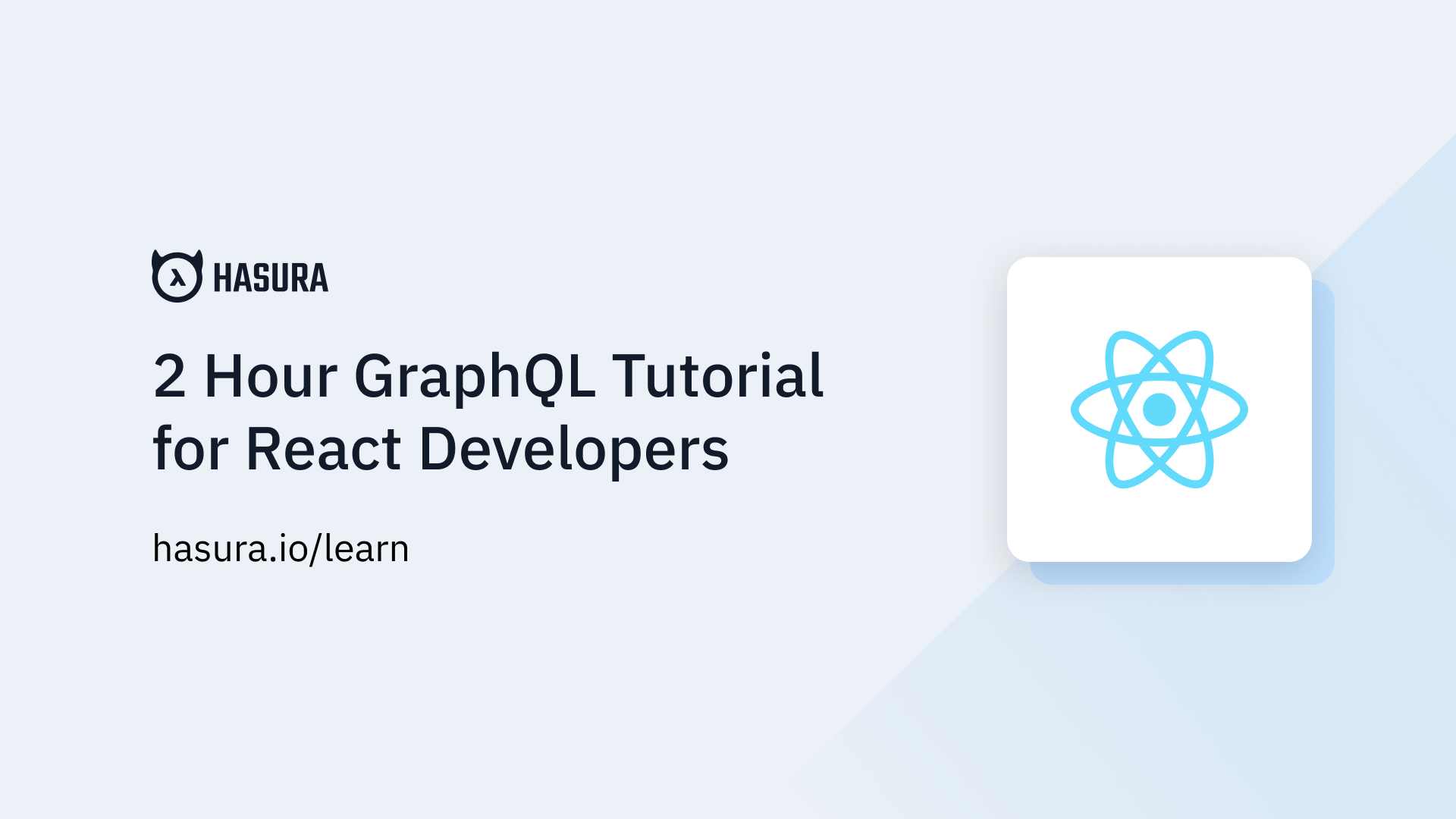 Apollo Query Component | GraphQL React Apollo Tutorial